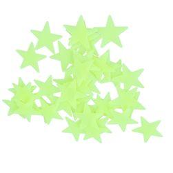 Fluorescenční hvězdičky do pokoje
