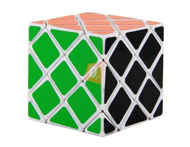 Rubikova kostka - úhlopříčná 1