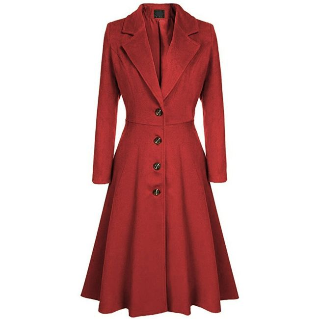 Dámský kabát Arline 1
