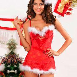 Női karácsonyi ruhák DVO457