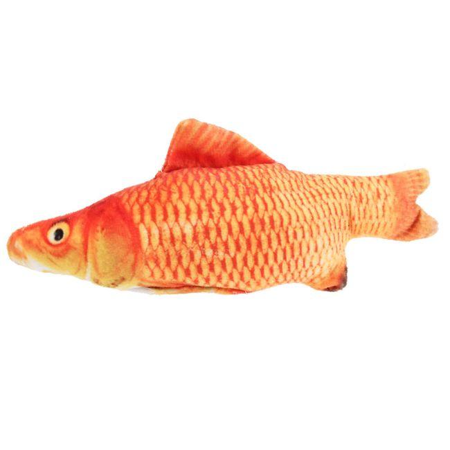 Мягкая игрушка, Золотая рыбка Кои 1