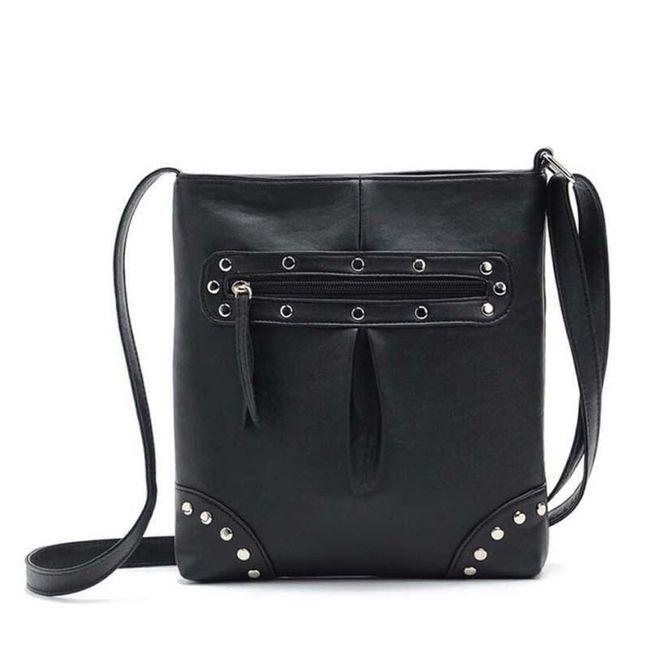 Módní taška přes rameno v různých barvách 1