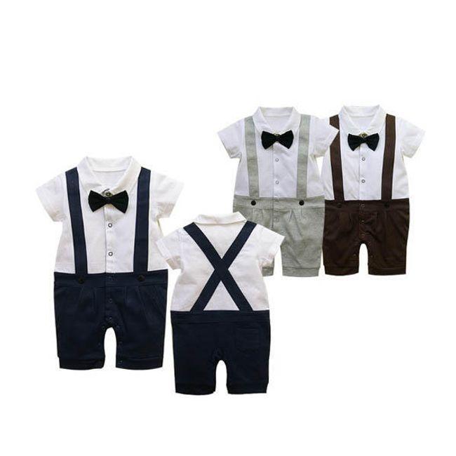Chlapecký mini oblek 1
