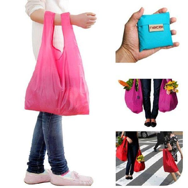 Összecsukható bevásárló táska 1