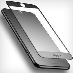 Tvrzené sklo s plastovým rámem pro iPhone 7/7 Plus