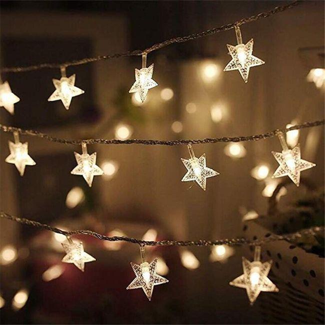Bożonarodzeniowe LED światełka DD85 1