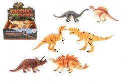 Dinozaury plastikowe 16-18cm mix gatunków RM_00850119