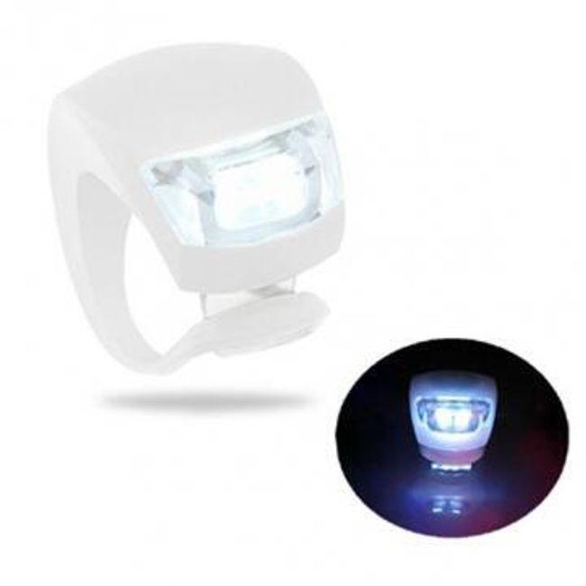LED vodotěsné světlo na kolo  1
