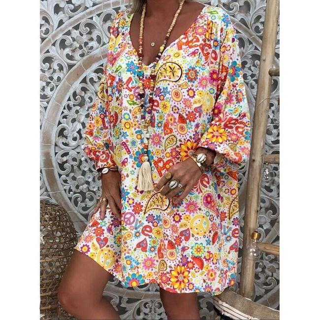 Летнее платье Adinna 1