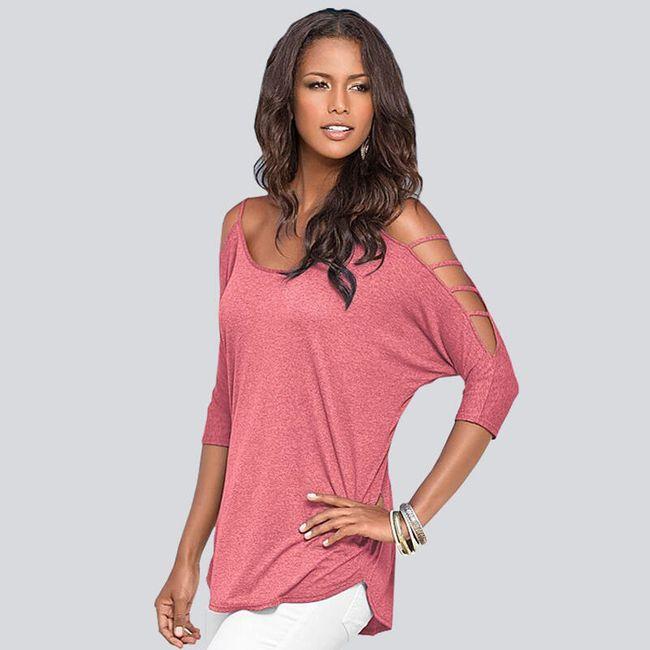Női Loren póló - 3 színben