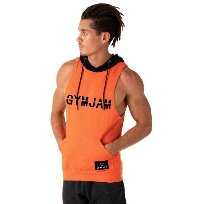 Sport férfi trikó Graham