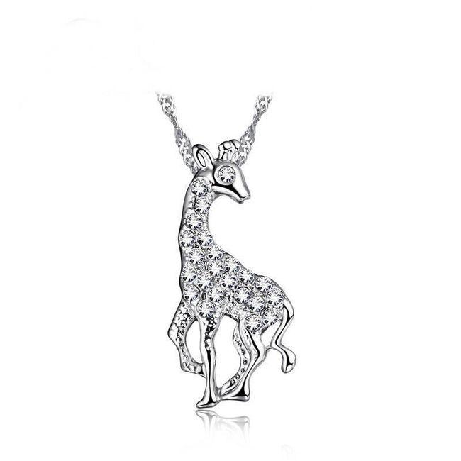 Dámský náhrdelník B0100 1