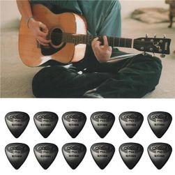 Zestaw 12 szt. kostek gitarowych