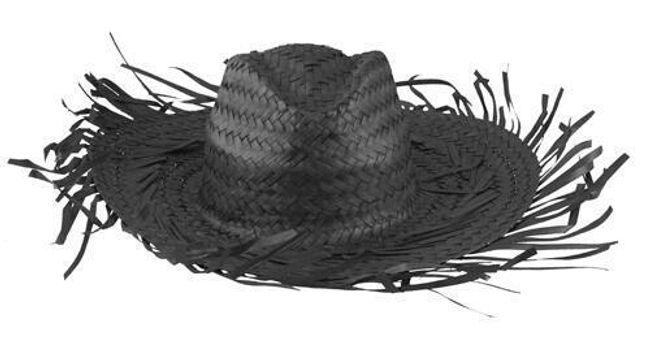 Szalmakalap - Sombrero 1