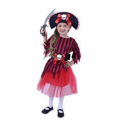 Otroški piratski kostum s klobukom (S) RZ_207783