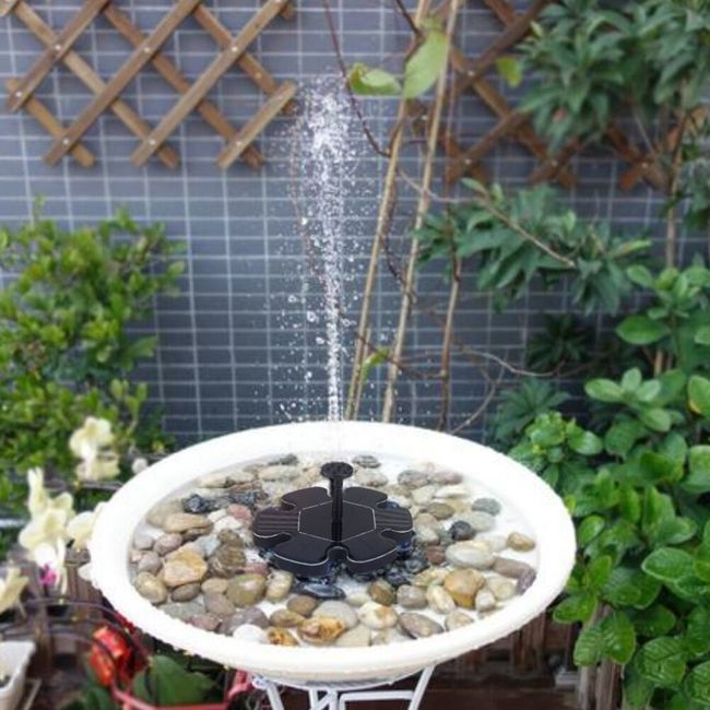 Solarna fontana OLK4 1