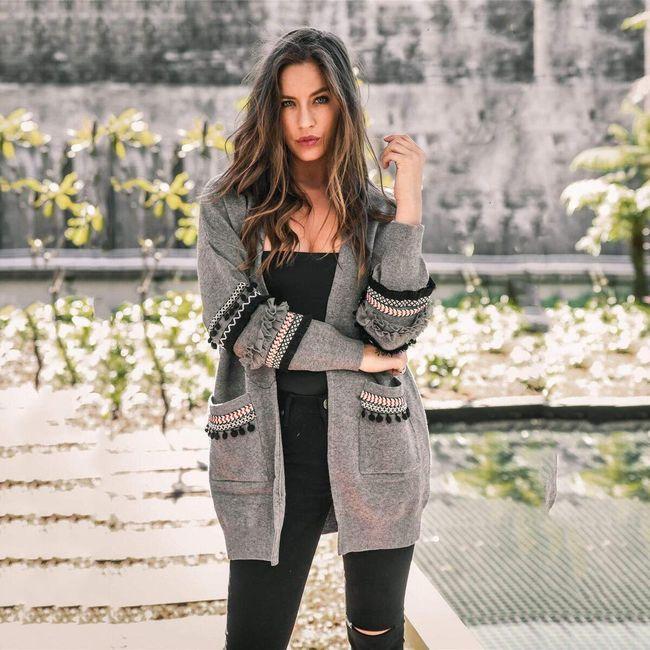 Ženski džemper Sisi 1
