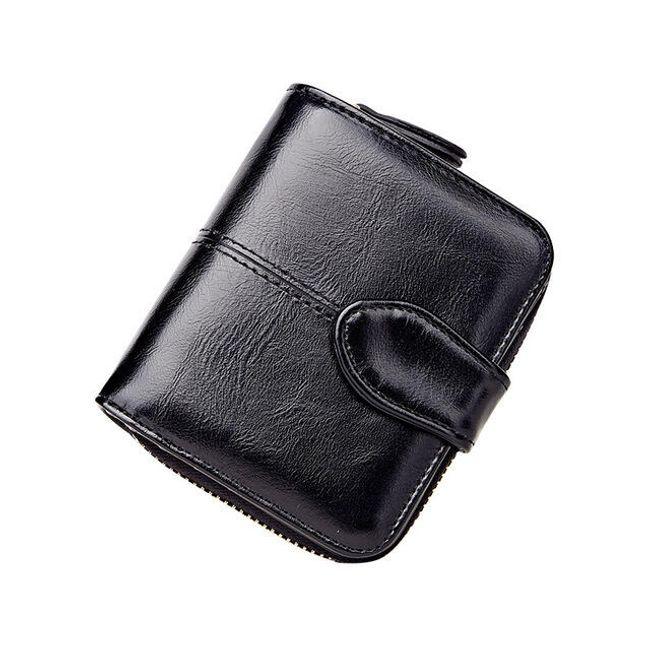 Drobná peněženka na zip 1