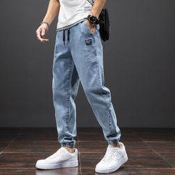 Męskie jeansy Abe