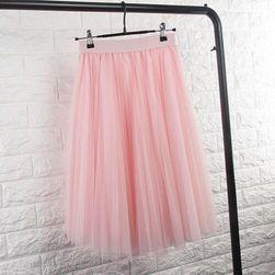 Женская миди юбка-пачка- 9 расцветок