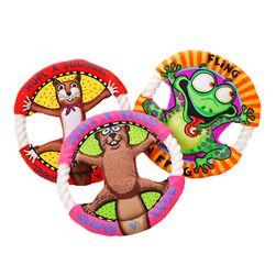 Kreslené frisbee pro pejsky