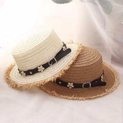Słomiany kapelusz Connie