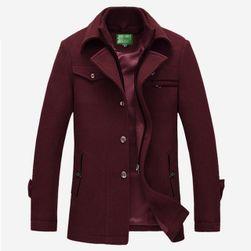Pánský zimní kabát Fridebor - velikost 5