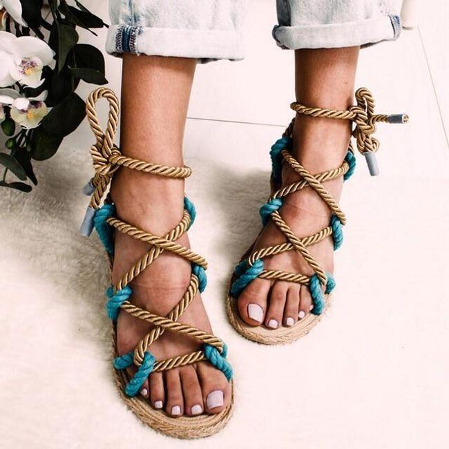 Ženske sandale Nela 1