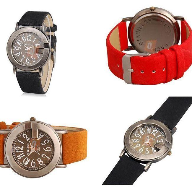 Dámské náramkové hodinky - na výběr ze tří barev 1