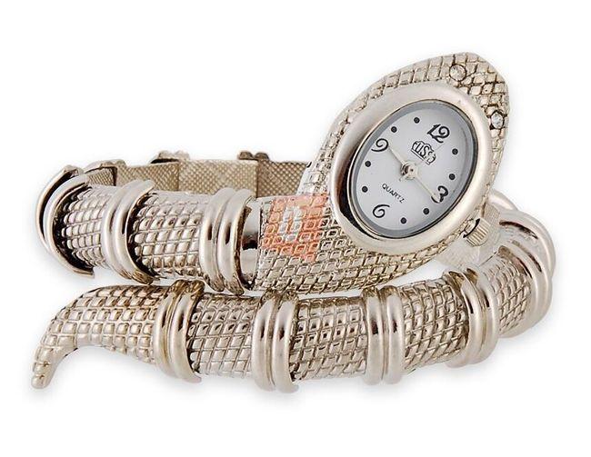 Zegarek w kształcie - węża 1