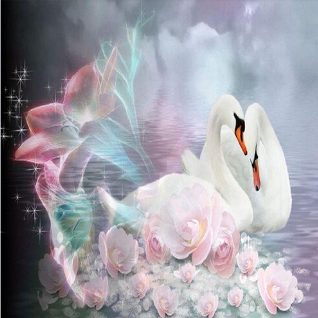 Slike živali - mozaik perlic 1