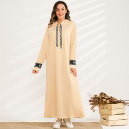 Длинное женское платье TF2735