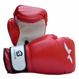 Ръкавици за бокс - изкуствена кожа