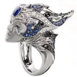 Női gyűrű Roselyn