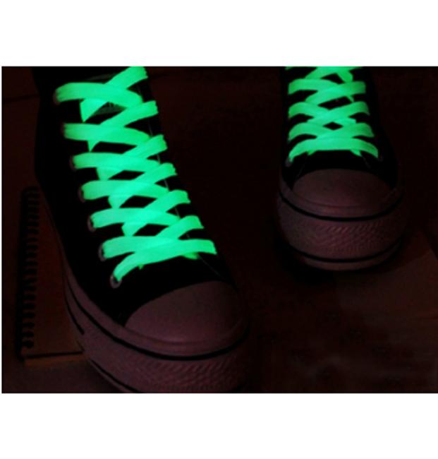 Világító cipőfűző - 80-100 cm