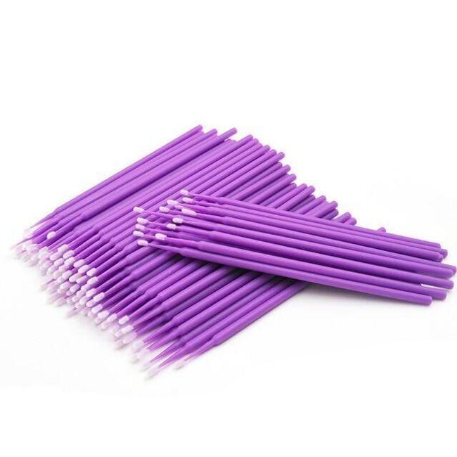 Ватные палочки для наращивания ресниц B04161 1