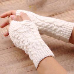 Ženske pletne rokavice KIN58