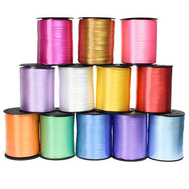 Цветна лента за подаръци 1