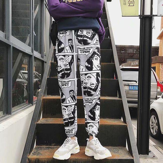 Damskie spodnie dresowe Loretta 1