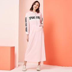 Женская платье-толстовка TF2670