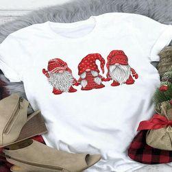 Vánoční triko Q152