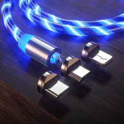 Магнитный зарядный USB-кабель Jett