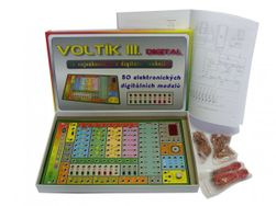 Voltík III. společenská hra na baterie v krabici 40x24,5x4,5cm RM_34650078