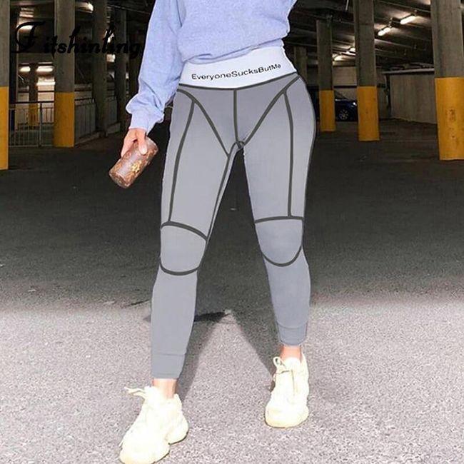 Damskie legginsy Luana 1