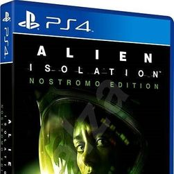 Игра за PS4 Alien Isolation Nostromo Edition
