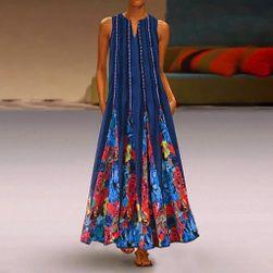 Dámské maxi šaty Lanna
