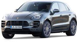 Metalowy model samochodu Plus Porsche Macan czarny 1:24 PD_1320796