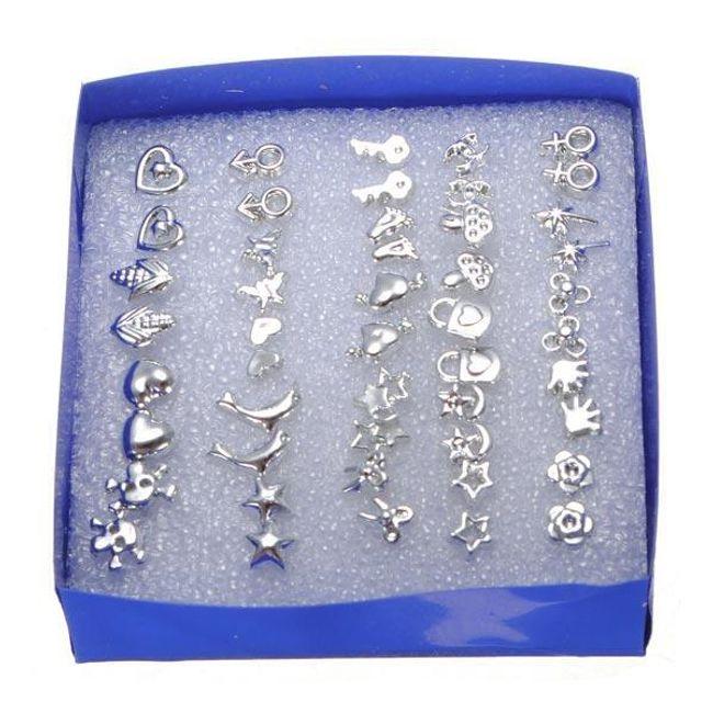 Multibox - különböző fülbevaló minták 1