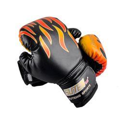 Manusi profesionale de box pentru copii