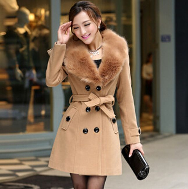 Damski płaszcz Linda 1